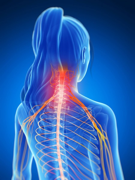 Neck Pain Spreading To Shoulders